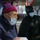 Batman vende globos